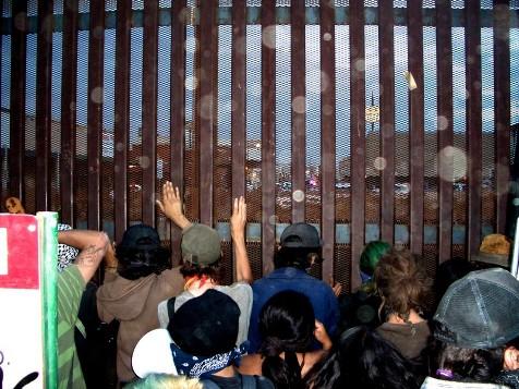 muro tra messico e stati uniti