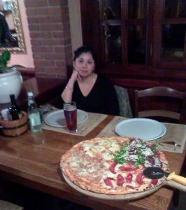 Pannaro:pizza gigante