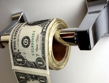 barrer los dolares