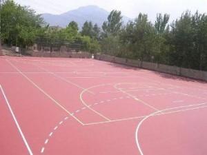 pista deportiva