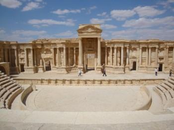 Anfiteatro Palmira Siria