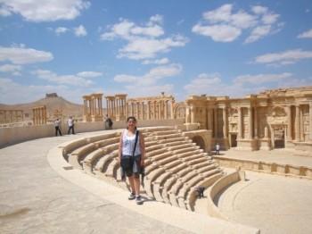 anfiteatro palmira siria 2