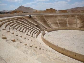 anfiteatro palmira siria 3