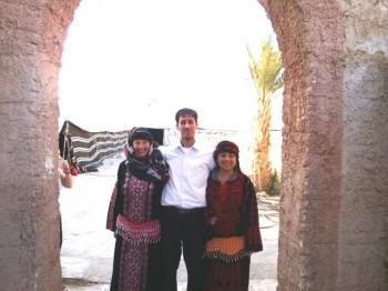 novias beduinas