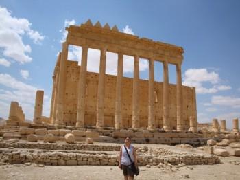 palmyra - palmira - siria templo de baal