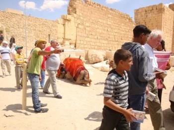 trip around Damascus- Palmira - Syria