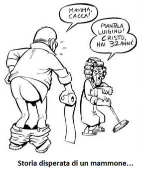 mammone italiano