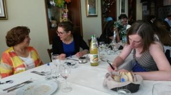 bautizo italiano la comida en el restaurante2