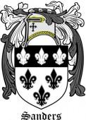 escudo apellido Sanders Baja California (10)