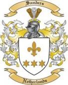 escudo apellido Sanders Baja California (7)